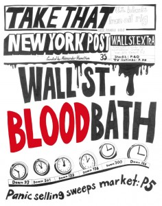 The Best Time To Buy - When There Is Blood On Street