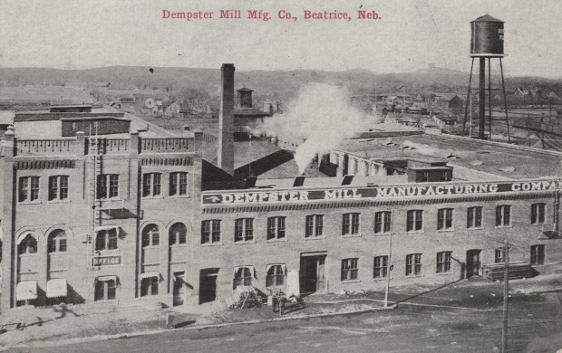 dempster mill factory