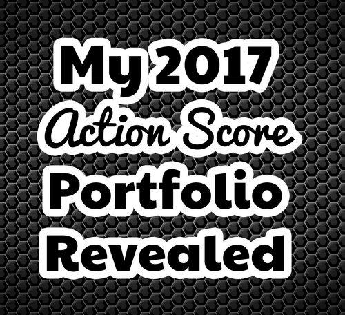my 2017 action score portfolio