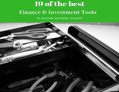 toolkit for investors